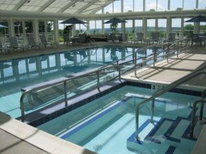 Ladore Lodge Pool 081216 002