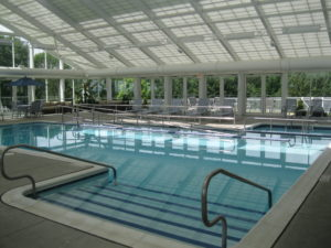 Ladore Lodge Pool